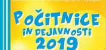 Počitnice in dejavnosti 2019 (Zveza prijateljev mladine)